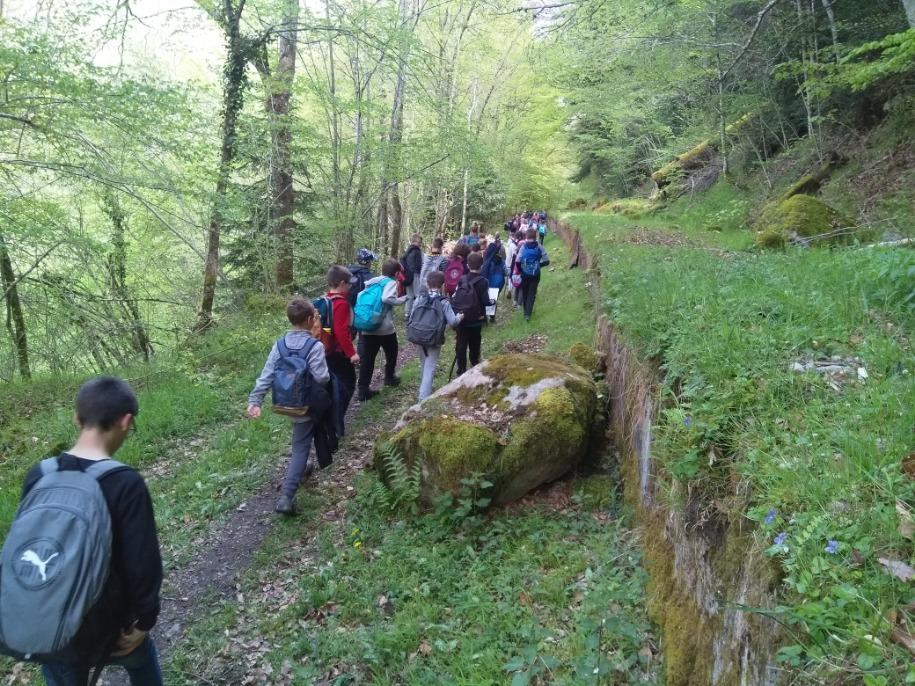 Voyage à Bodères Louron Vendredi 10/05/2019