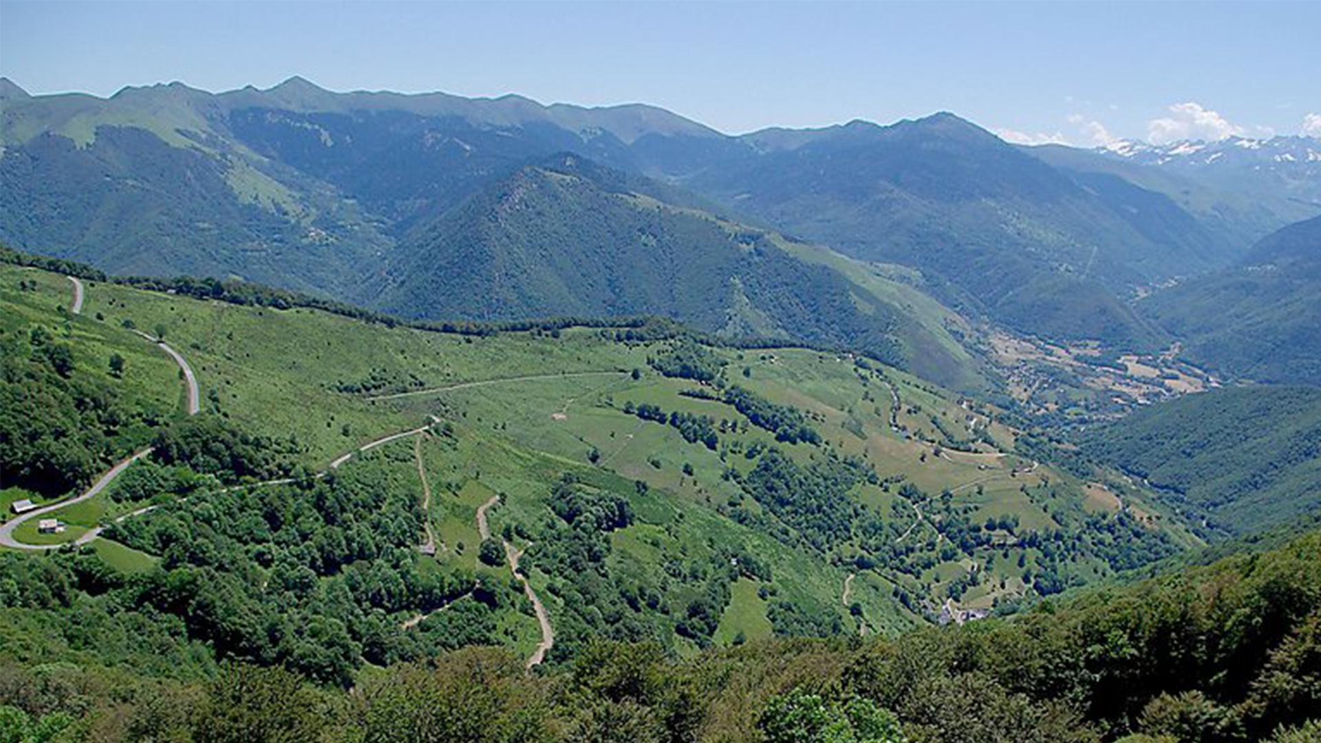 Les CM1 et les CM2 dans les Pyrénées !