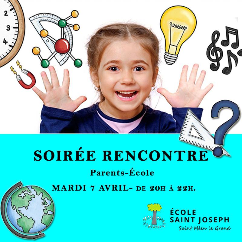 SOIRÉE RENCONTRE
