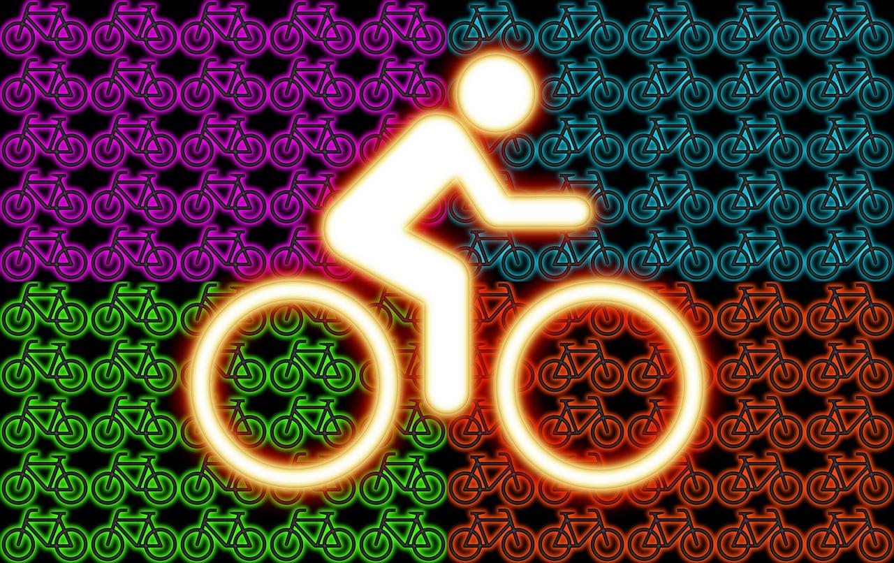 Savoir rouler à vélo